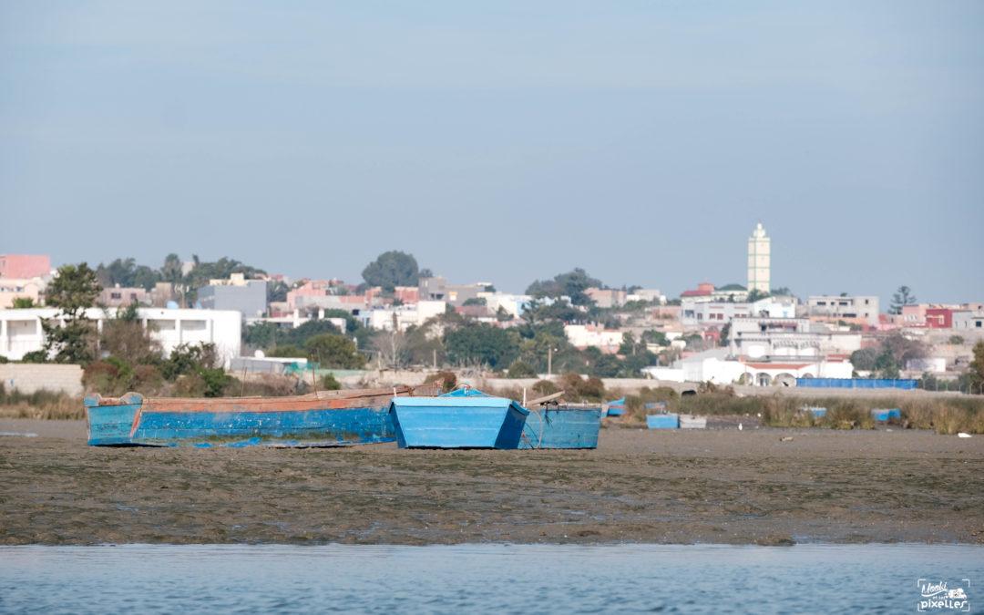 La côte Atlantique Marocaine en camping car
