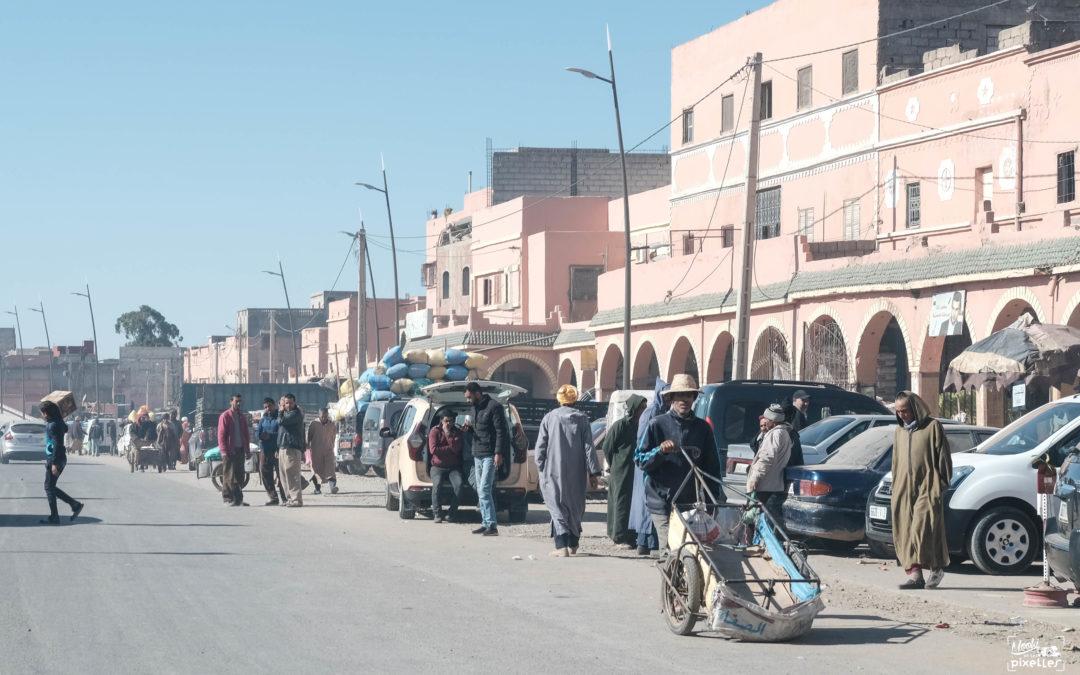 Direction Marrakech en camping car