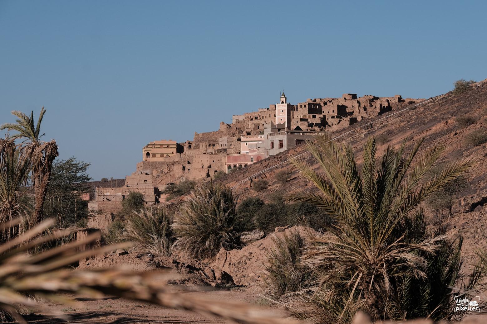 foum zguid village marocain