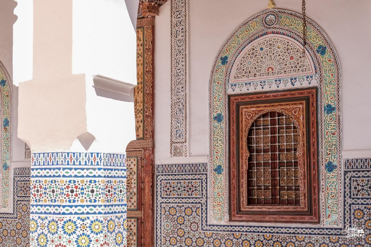 Mausolée au Maroc