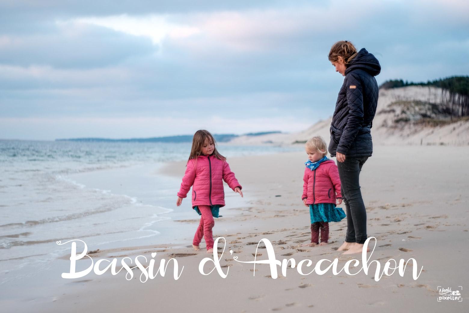 Découvrir le Bassin d'Arcachon en famille
